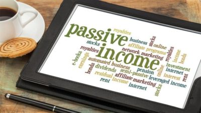 Passive Income-How To Start Earning Passive Income