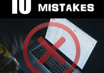 10 Email Marketing Mistakes